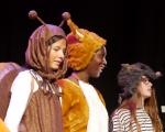 Celine, Grace, Elonita Gastauftritt Pavillion