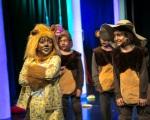 Asli A. (Simba) Katarina M. (Bongo) James D. (Läufer) Aihnara C. M. (Streuner)