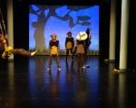 Katarina M. (Bongo), Aihnara C. (Streuner), James D. (Läufer), Hala H.(Schnauze)